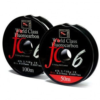 Fulling Mill Fluorocarbon World Class Line - 100m