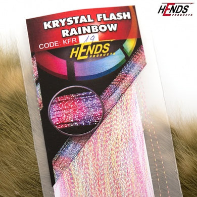 Hends - Krystal Rainbow Flas - New 2020