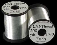 Uni-Thread Trico 17/0 200 Yds