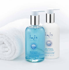 Inis Energy of the Sea Mineral Hand Wash & Lotion Set
