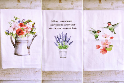 Gourmet Tea Towels