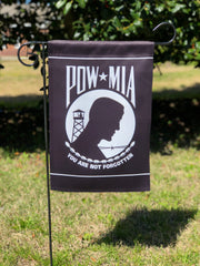 POW/MIA Remembrance Garden Flag