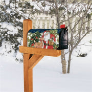 Christmas Magic Mailbox Wrap