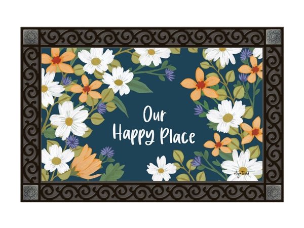 Our Happy Place MatMate Insert