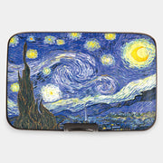 Van Gogh's The Starry Night Armored Wallet