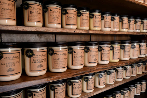 1803 Everyday Scents Jar Candles