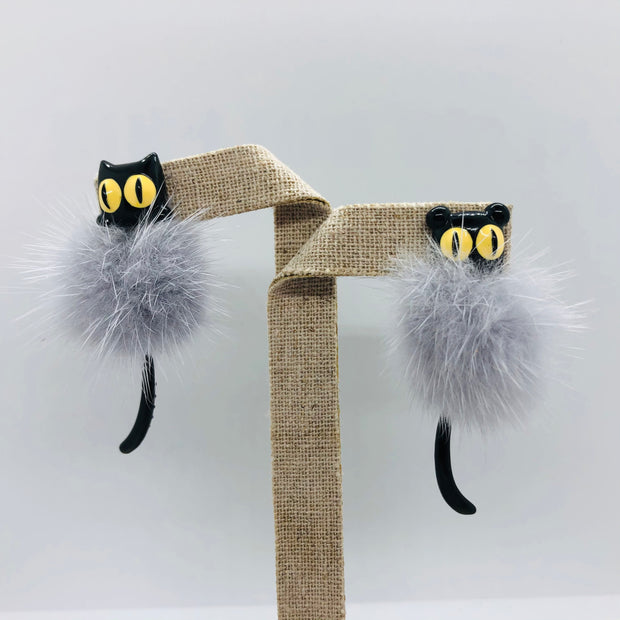 Kit-Cat Earrings