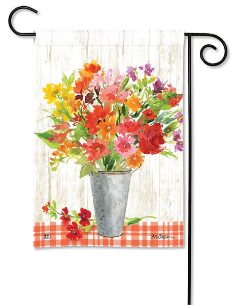 Summer Mix Garden Flag