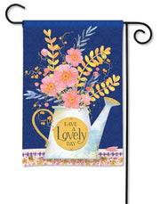 Lovely Day Garden Flag