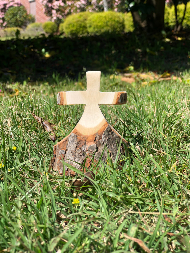 Mini Wood Cross #1