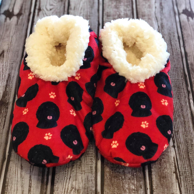 E&S Pets Labradoodle Comfies Pet Slippers