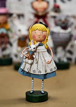 Alice in Wonderland by Lori Mitchell