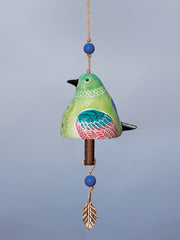 Bird Song Ceramic Bells