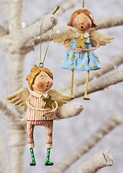 ESC & Co. Babes in Toyland Ornaments by Lori Mitchell