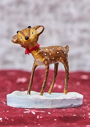 ESC & Co Baby Reindeer by Lori Mitchell