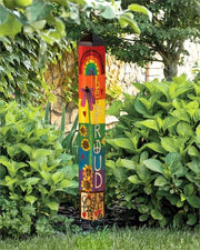"Studio-M Be Proud 40"" Art Pole"