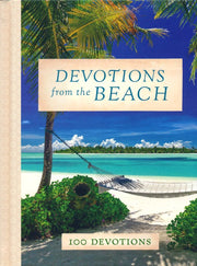 Harper Collins Devotions From the Beach, Front Cover
