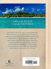 Harper Collins Devotions From the Beach, Back Cover
