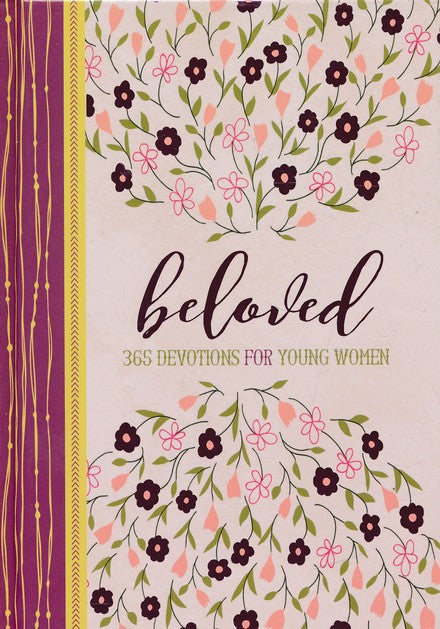 Beloved: 365 Devotions for Young Women, Cover
