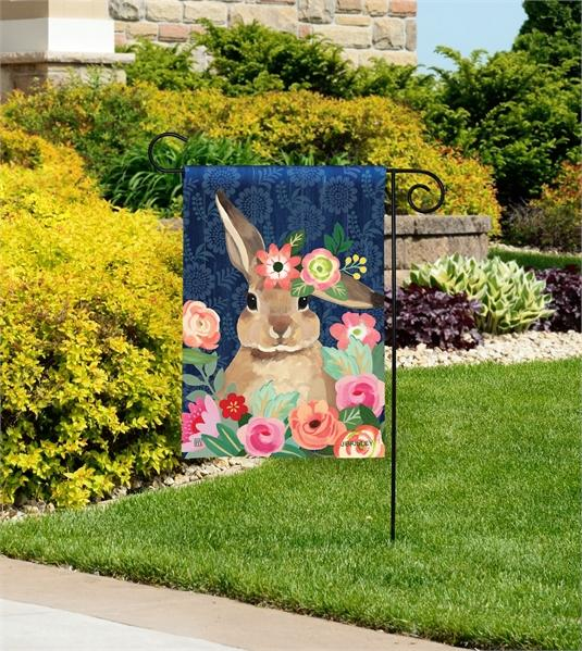 Studio-M Bunny Bliss Garden Flag