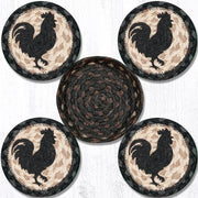 Animals & Wildlife Collection, Jute Coaster Sets - CLICK FOR MORE DESIGNS