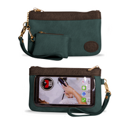 Catchy Clutch Touch Screen Purse