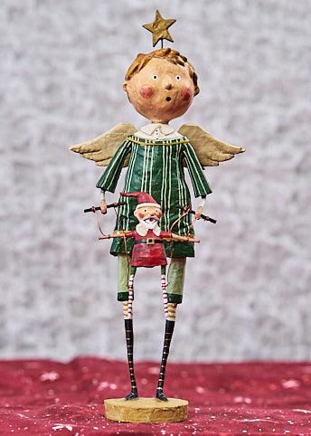 ESC & Co Christmas Puppeteer Angel by Lori Mitchell