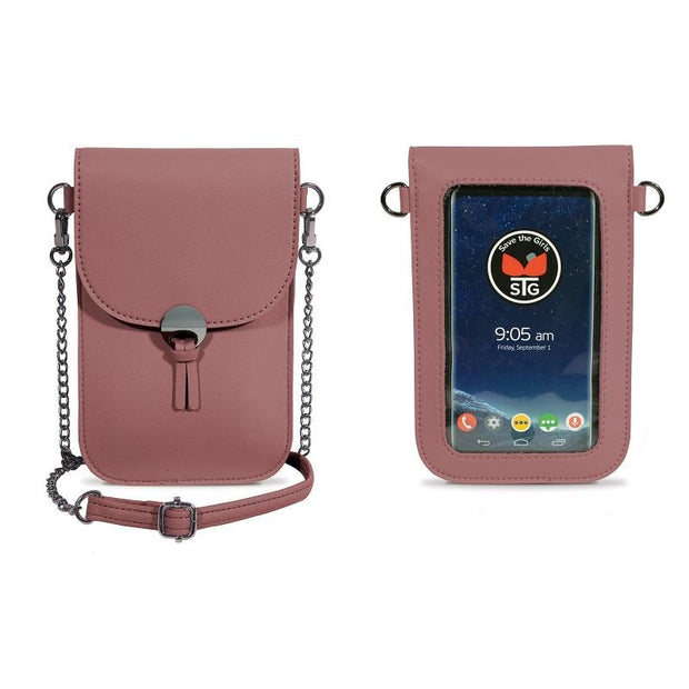 Colorado Touch Screen Purse