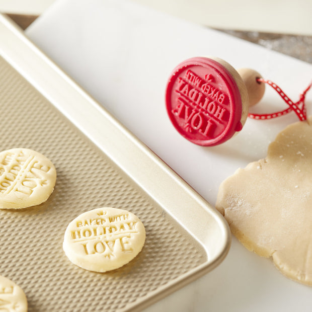 Demdaco Interchangeable Holiday Cookie Stamp