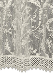 Heritage Lace Coventry Curtain Trim Detail