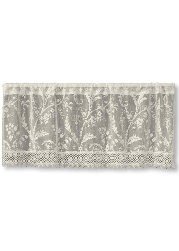 Heritage Lace Coventry Valance