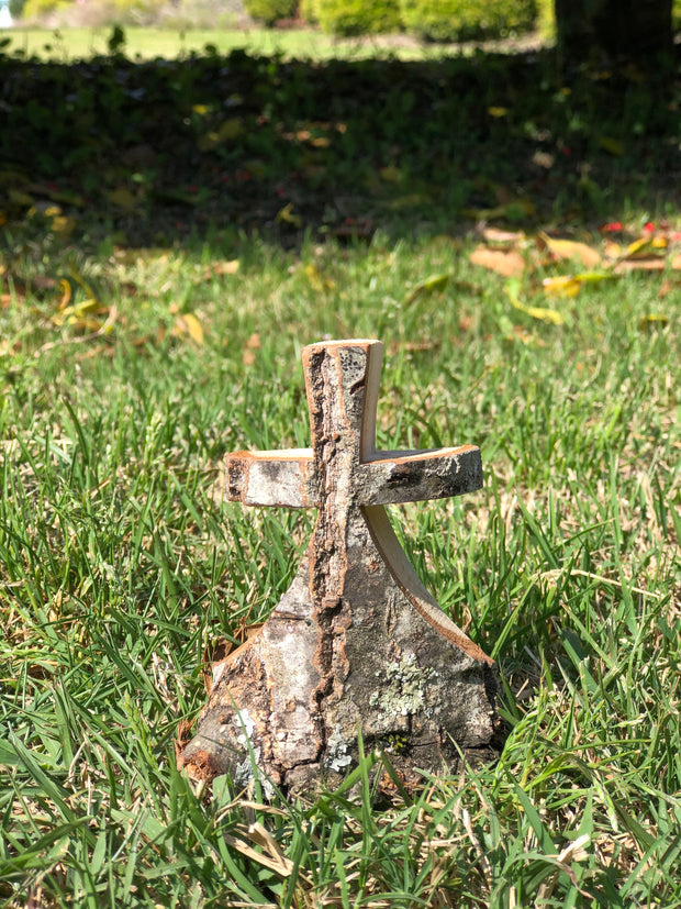 Mini Wood Cross #6
