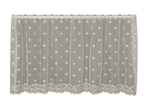 Heritage Lace Daisy Tier, Ivory