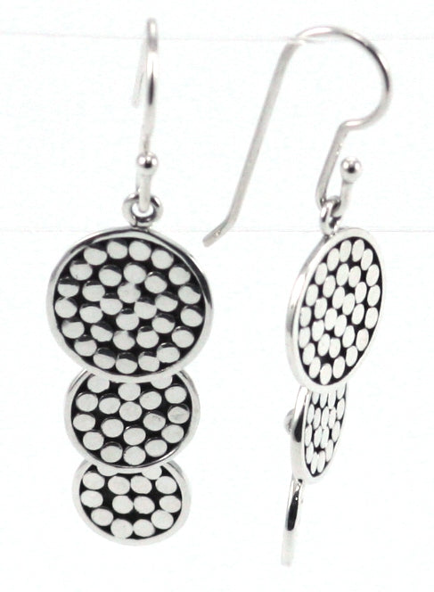Indiri Collection KALA Triple Drop Earrings