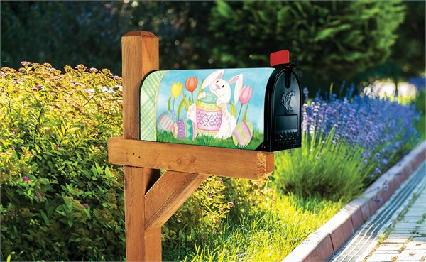 Studio-M Easter Bunny's Here Mailbox Wrap