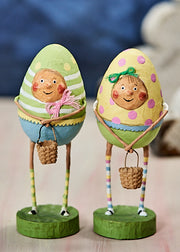 ESC & Co. Eggland's Best Duo by Lori Mitchell