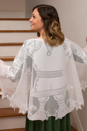 Heritage Lace Elf Poncho