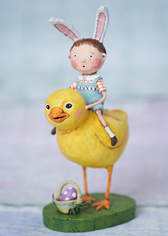 Elijah's Easter Chick by Lori Mitchell