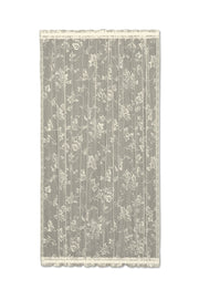 Heritage Lace English Ivy Sidelight Panel, Ecru