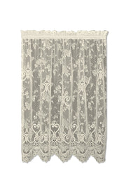 Heritage Lace English Ivy Panel, Ecru