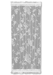 Heritage Lace English Ivy Sidelight Panel, White