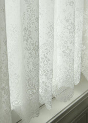 Heritage Lace Floret Curtain Detail