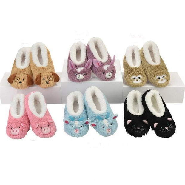 Furry Foot Pals Snoozies for Toddlers