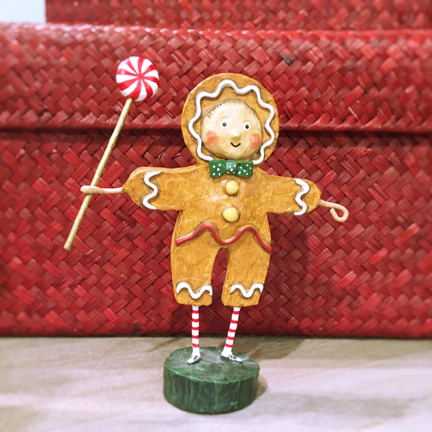 Gingerbread Boy by Lori Mitchell