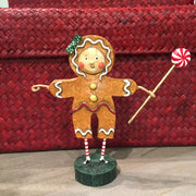 Gingerbread Girl by Lori Mitchell