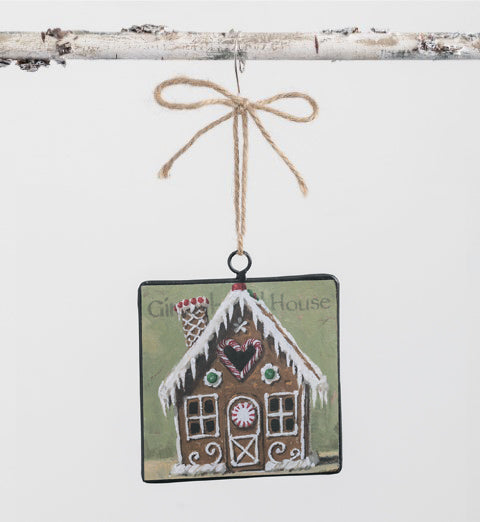 Sullivans Gifts Gingerbread Ornament by Darren Gygi