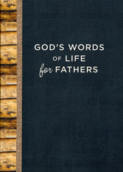 God's Words of Life for Fathers, Front Cover