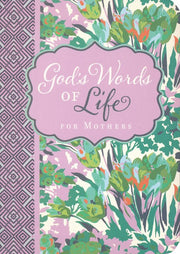 God's Words of Life for Mothers, Cover