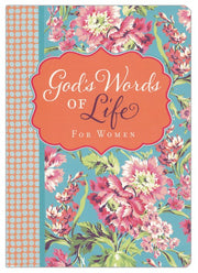 God's Words of Life for Women, Cover
