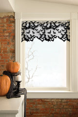"Heritage Lace Going Batty 60""x20"" Valance"